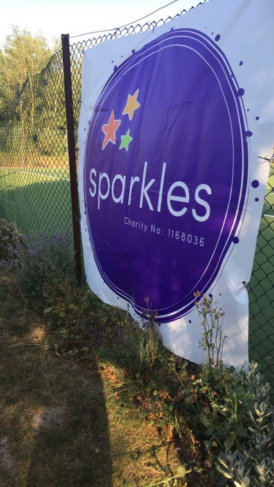chalfont-st-peter-tennis-club-charity-supper-sparkles-downs-syndrome-banner