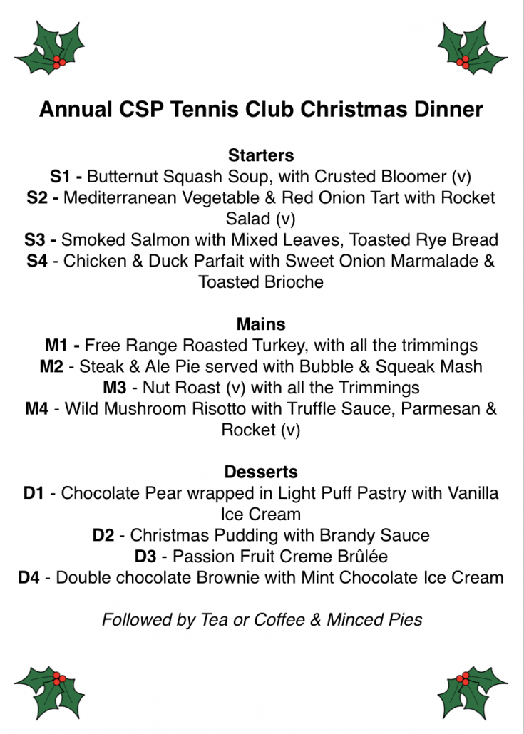 cspt-tennis-club-christmas-2019-menu