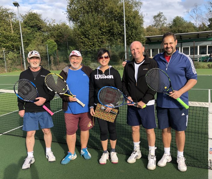 mens-doubles-finalists-chalfont-st-peter-tennis-tournament-2019