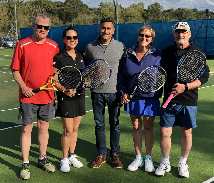 mixed-doubles-finalists-chalfont-st-peter-tennis-tournament-2019
