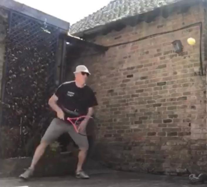 david-volley